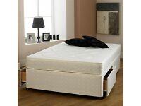 FREE Double Divan Bed