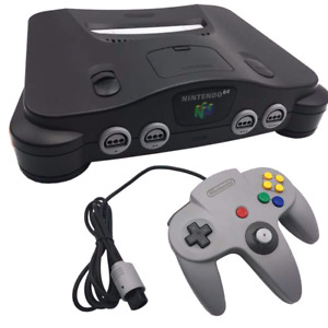 Buying an n64 / nintendo 64 with games