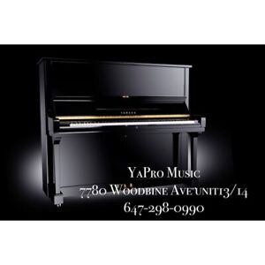 YaPro Music: April New container arrived Yamaha Kawai used piano