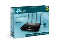 TP Link Archer VR2800 - Mint - WiFi Modem Router - RRP £180