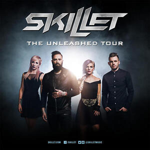 Skillet - Union Hall - Sept 8, 2017