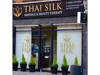 Deep tissue massage in West Norwood & Tulse hill - Thai silk salon
