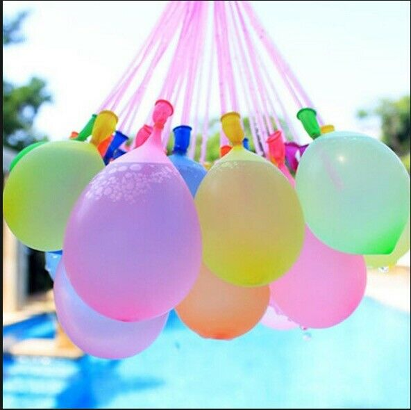 888 Pcs Bunch O Balloons Self-Sealing Instant Water Balloons,24 Bunches.
