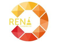 RENÁ CLEANING CO. . Domestic Cleaning, Office Cleaning, End of Tenacey Cleaning, Ironing services.