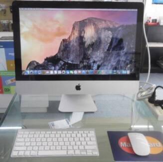 """iMac 21.5"""", Core i3, 4GB RAM, 500GB HDD, ATI 4670, Office Morphett Vale Morphett Vale Area Preview"""