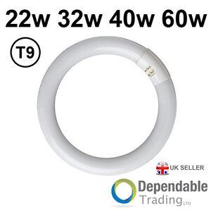 De marca 4 pines circular lupa l mpara t9 tubo for Tubo fluorescente circular 32w