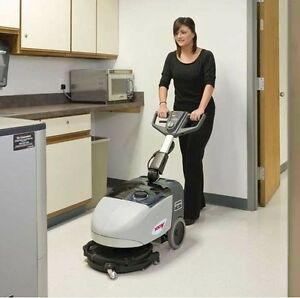 ADVANCE SC351 MICRO FLOOR AUTOSCRUBBER BRAND NEW Windsor Region Ontario image 1
