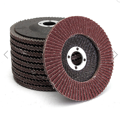 "50pc 6/"" PSA STICK ON SANDING DISC 80 GRIT Aluminum Oxide USA MADE Sandpaper P80D"