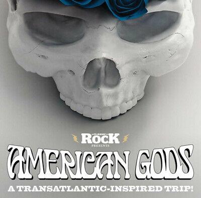 CLASSIC ROCK - AMERICAN GODS - SHAMAN'SHARVEST, WILLIE & THE BANDITS, MR BIG
