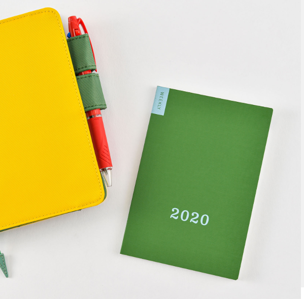 Hobonichi Techo 2020 a6 weekly insert from Japan
