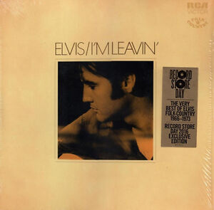 Elvis I'm Leavin' Record Store Day Exclusive Vinyl New Sealed London Ontario image 1