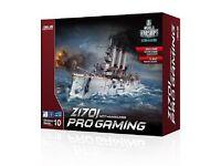 Asus Z170i PRO GAMING (Mini ITX) Motherboard