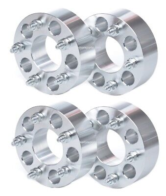 (4) Wheel Adapters Spacers 5X5 To 5X4.75 | 1.25 Inch Thick 5x127 to 5x120 32MM