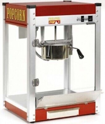 Commercial 4 Oz Popcorn Machine Theater Popper Tp-4 1104210