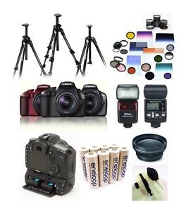 Camera charger batteries accessories