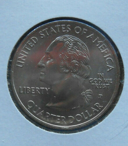 2009 P: U.S. Virgin Is. Territorial Quarter BU from mint roll (1 coin)