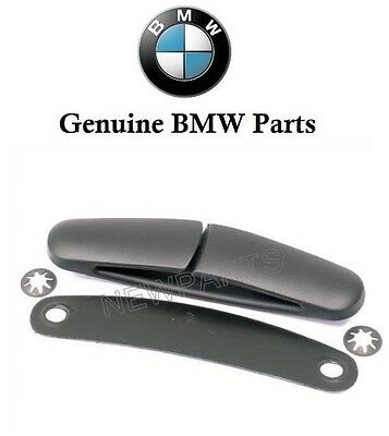 new bmw genuine e36 z3 seat belt guide left upper for seat back 52 10 8 bmw oem 96 02 z3 seat