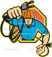 ELECTRICIAN & PLUMBER 50 YEARS EXPERIENCE COMBINED