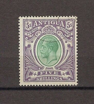 ANTIGUA 1913 SG 51 USED Cat £150