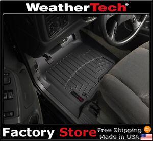 WeatherTech Floor Mats Silverado | eBay