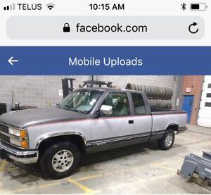 1993 Chevy Silverado 1500 2wd truck