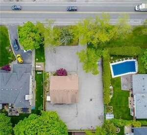 LAND FOR SALE ZONED RESIDENTIAL STEPS TO LAKE,OAKVILLE(W3903552)
