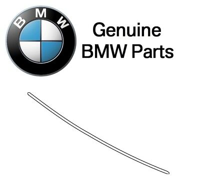 For BMW F30 3-Series 328d 340i Front Upper Windshield Molding Trim 51317258053