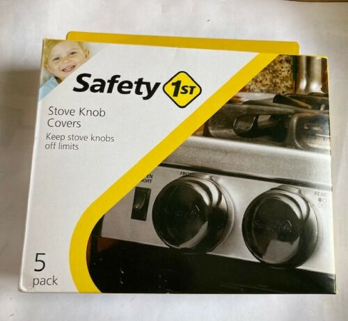 Safety 1st Stove Knob Covers, 5 Count  HS147