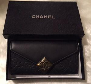 New in box Chanel wallet