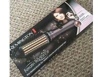 Remington keratin radiance pro heated ceramic hot brush