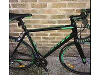 Scott Speedster 30 2016 road bike *Mint Condition* (TIAGRA PARTS) - specialized fuji trek giant cube