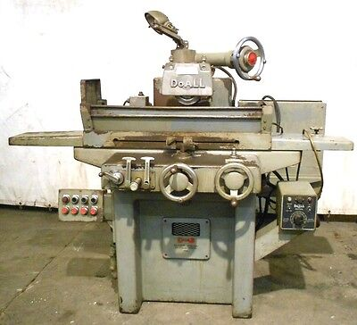 Doall Surface Grinder Model D6-1 6 X 18