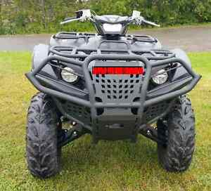 550 Yamaha Grizzly Bumper Brush Guard TOUGHEST & FREE SHIPPING! Kingston Kingston Area image 2