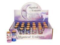 Magical unicorn wishes jar
