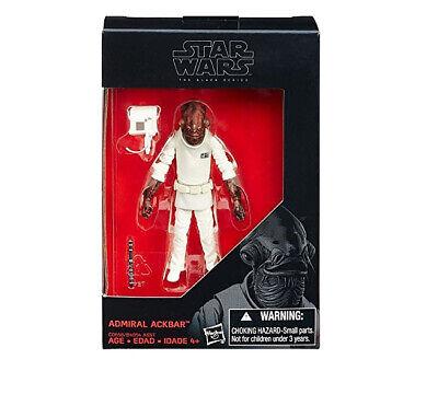 Star Wars Seal (Star Wars Admiral Ackbar Action Figure C0658/B4054 The Black Series)