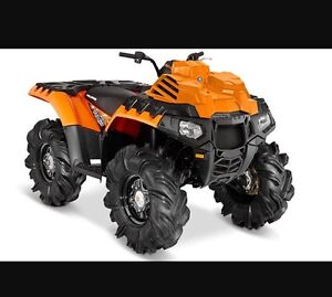 Polaris highlifter quad