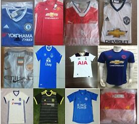 WholeSale/ Individual Football Replica Shirts from only £18!