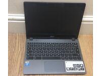 """Acer Chromebook C720, 11.6"""" 2gb, 16gb SSD, Intel Celeron, In Granite Gray"""