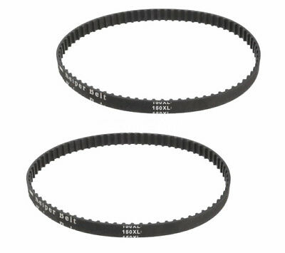 2pc Rubber Drive Belt For 150xl037 Scooter Timing Belt 75 Teeth Cog