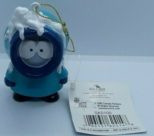 NEW Kurt Adler 2005 South Park Kenny Ornament WITH TAG
