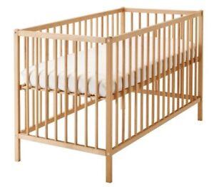 IKEA sniglar crib 50 obo