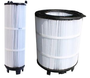 2) Sta-Rite System 3 25022-0203S+25021-0202S Swimming Pool Filters Set S8M150