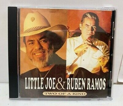 Little Joe & Ruben Ramos - Two of a Kind CD