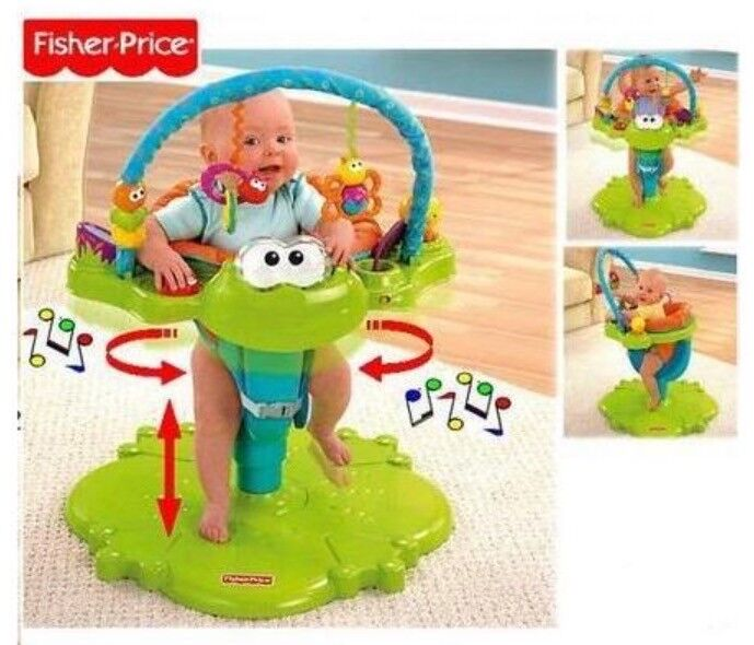 Fisher Price Frog Jumperoo !