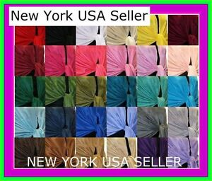 Pure-Solid-Pashmina-Silk-Cashmere-Wool-Shawl-Scarf-Stole-Wrap-New