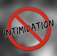 Stop a l'intimidation