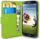 Plain Wallet Cases for Samsung Galaxy S