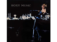 Roxy Music ‎– For Your Pleasure / 1973 / Vinyl 12'' / Beautiful Condition, Vinyl Clean Never Played
