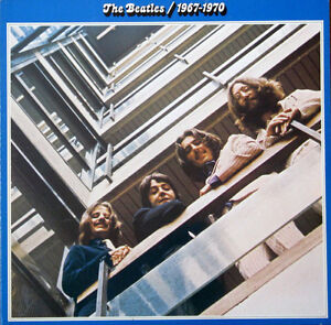 The BEATLES - 1967-1970 - 2 Album Set w/ inserts