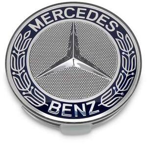 Brand New Mercedes Benz AMG Wheel center cap Set of 4